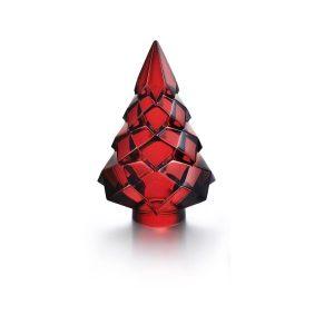 Sapins-rouge-cristal-baccarat