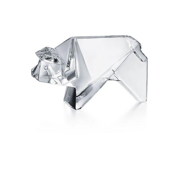 cochon-origami-cristal-Baccarat