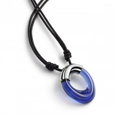 galea-pendentif-bleu-baccarat