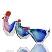 Poule-coq-cristal