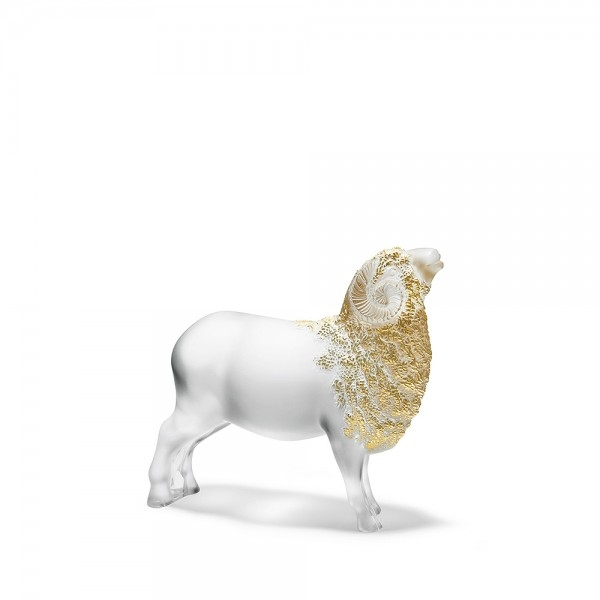 ram-sculpture-gold-stamped