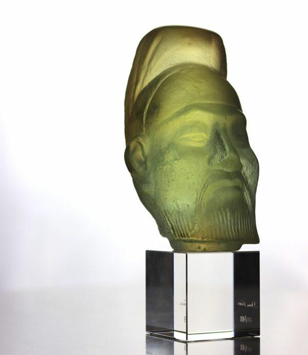 sculpture-sage-taoiste-cristal-Daum-France