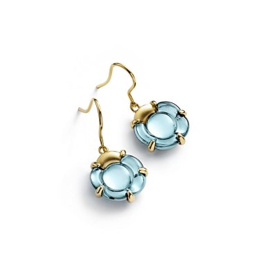 Boucles-oreilles-B-Flower-turquoise-Baccarat