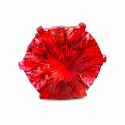 Flocon-Rouge-cristal-daum
