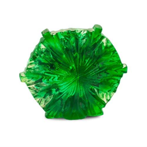Flocon-noel-cristal-Vert-daum