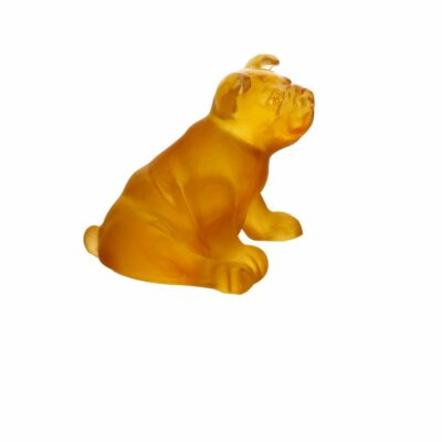 Mini+chiot+ambre+cristal-daum
