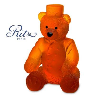 Ourson-Ritz-ambre-Daum