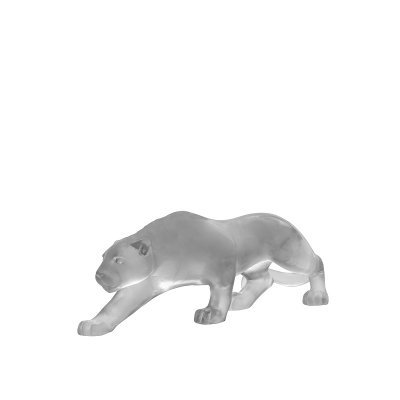 Panthere-grise-cristal-Daum