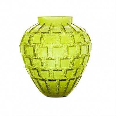 vase-daum-rythmes-vert-olive
