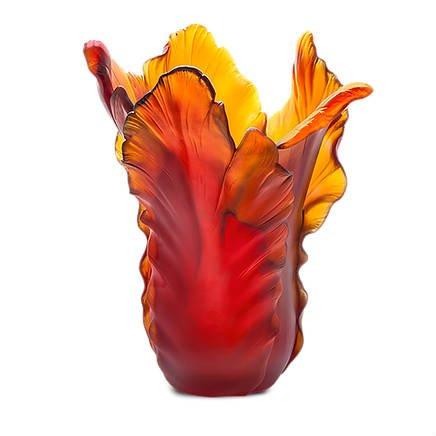 vase-tulipe-daum-magnum-ambre