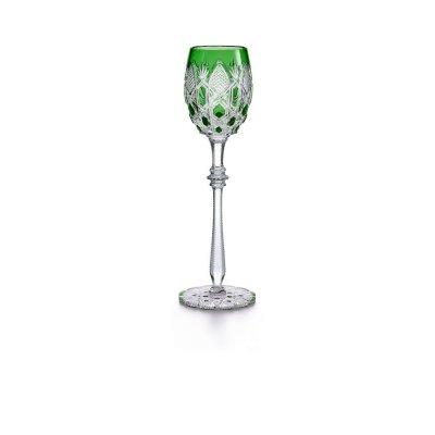Verre-du-tsar-vin-rouge-vert-Baccarat
