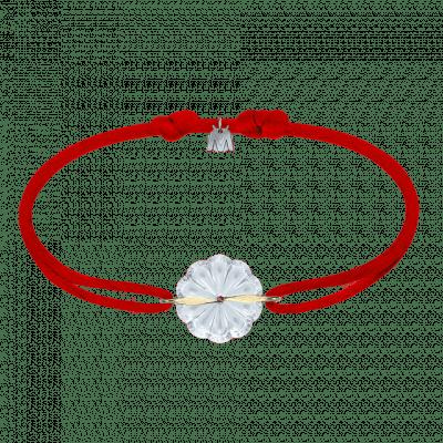 bracelet-cordon-ROUGE