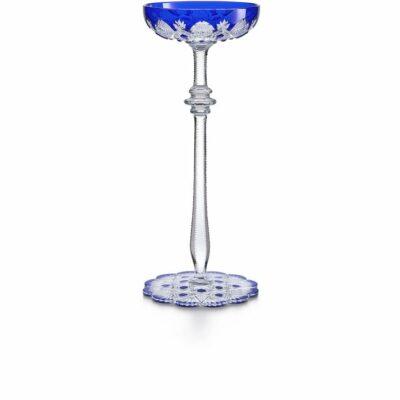 Coupe-du-star-cristal-bleu-Baccarat