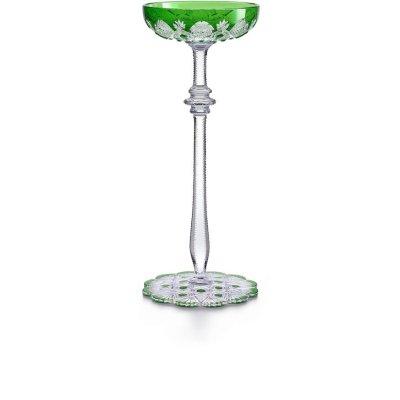 Coupe-du-star-cristal-vert-Baccarat