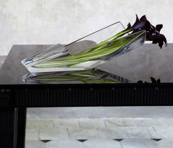 Vase couche Diva Baccarat