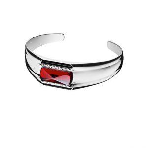 bracelet-louxor-rouge-baccarat