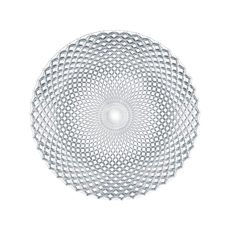 assiette presentation cristal vessiere cristaux. Black Bedroom Furniture Sets. Home Design Ideas