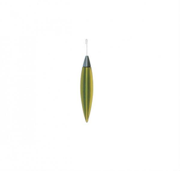 b7f8f0e67b PLUME OLIVINE BACCARAT | Vessiere Cristaux