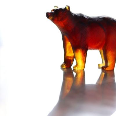 sculpture-ours-brun-en-cristal-Daum