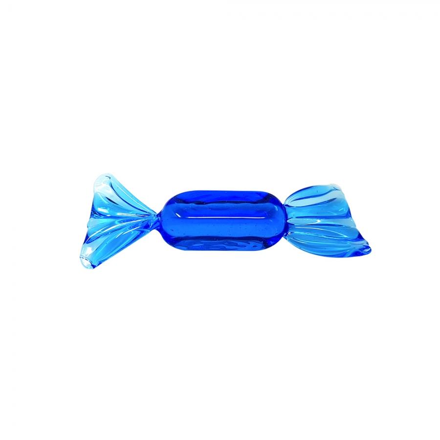 bonbon cristal bleu vessi re cristaux. Black Bedroom Furniture Sets. Home Design Ideas