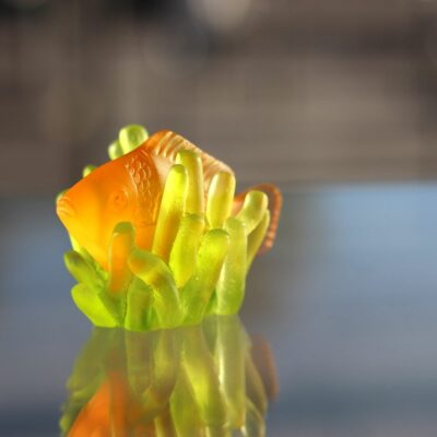 poisson-anemone-cristal-Daum
