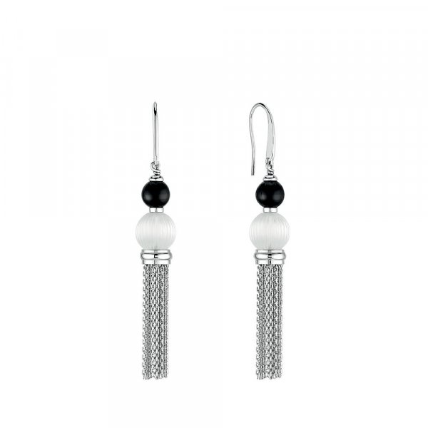 vibrante-earrings-silver-lalique