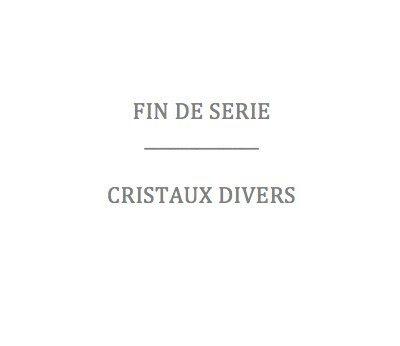 CRISTAUX DIVERS