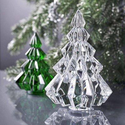 sapin en cristal aspen Baccarat