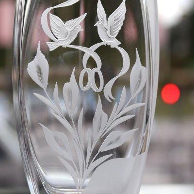 idee cadeaux mariage le vase en cristal