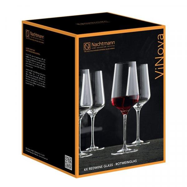 Nachtmann ViNova White Wine Glass set of 4 0098074 0