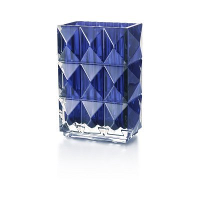 Vase-Louxor-bleu-Baccarat