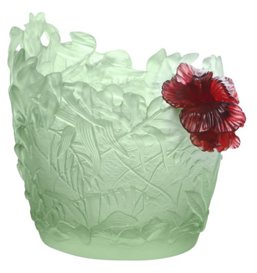vase-hibiscus-vert-daum