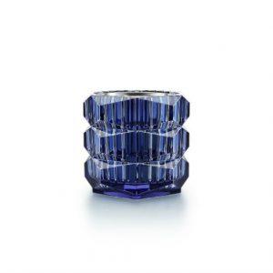 bougeoir-heritage-bleu-cristal-baccarat