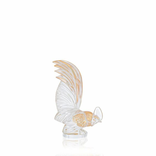 Lalique-bantam-rooster-sculpture
