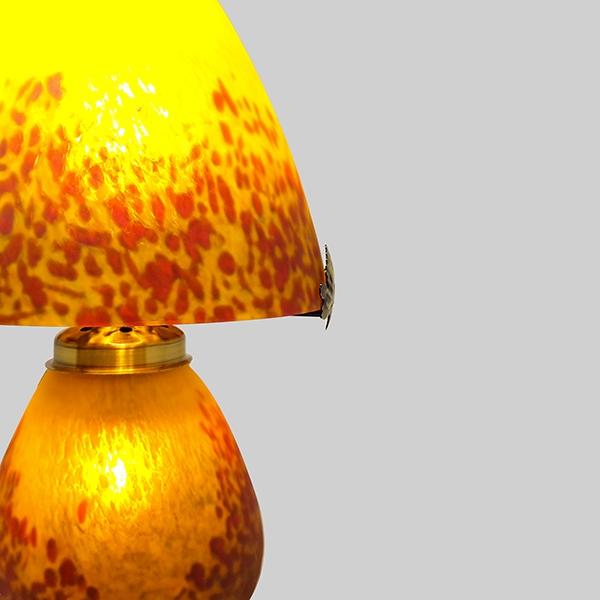 Lampe-champignon-ivoire
