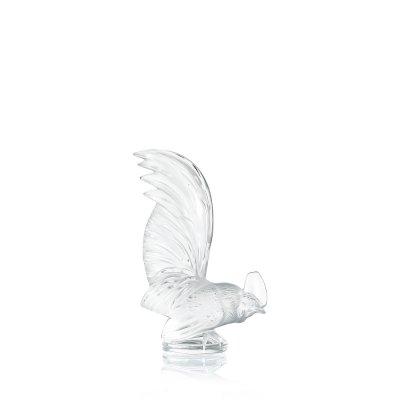 Sculpture-coq-cristal-Lalique