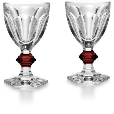 Harcourt-verre-bouton-rouge-Baccarat