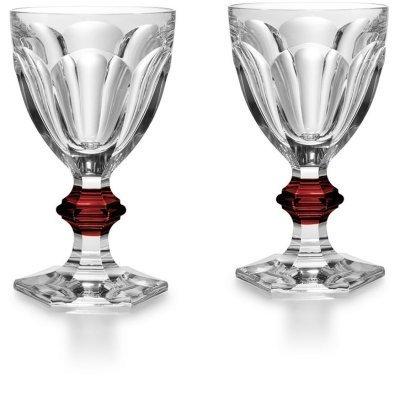 Harcourt-verre-bouton-rouge-Baccarat