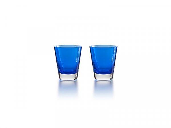 Gobelet-bleu-mosaique-Baccarat