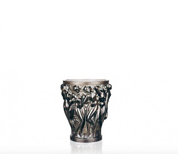 Vase bacchantes bronze lalique