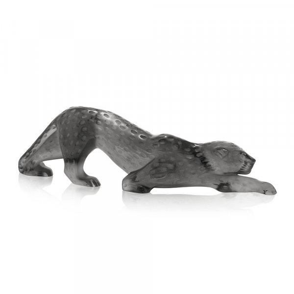 zeila-panther-sculpture-grey-la