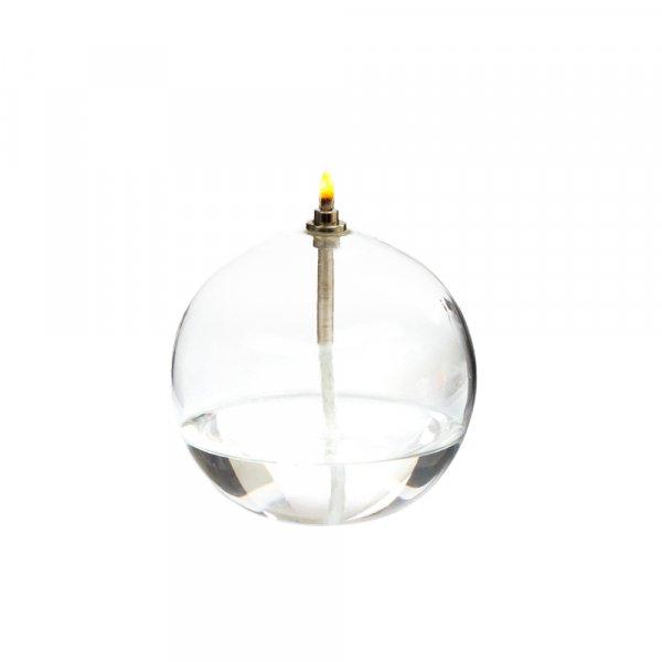 Lampe-huile-ronde-verre