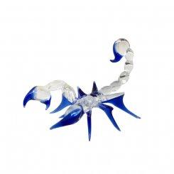 Scorpion-cristal-verre