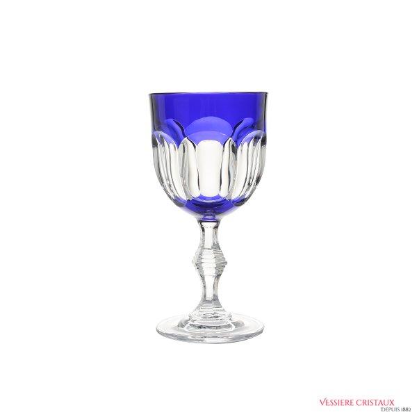 Verre-cristal-bleu-Nicole