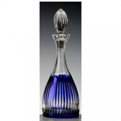 Carafe-whisky-cristal-bleu-timeless
