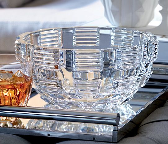 Coupe-damier-Baccarat-Georges-Chevalier