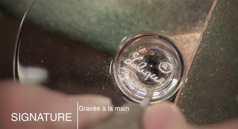 reconnaitre signature de rene Lalique