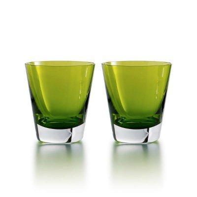 Coffret-gobelet-mosaique-vert-baccarat