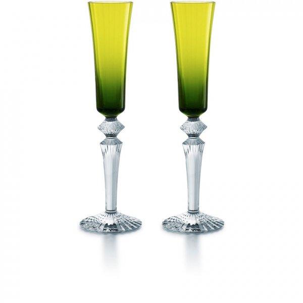 Flutissimo-Mille-Nuits-cristal-vert-Baccarat