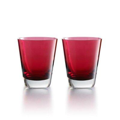 Gobelet-rouge-mosaique-baccarat